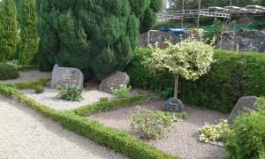 Nowy cmentarz w Hasle
